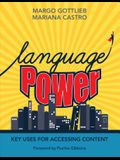 Language Power: Key Uses for Accessing Content