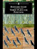 Three Plays for Puritans (Bernard Shaw Library)