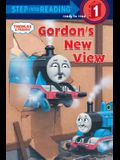 Thomas and Friends: Gordon's New View (Thomas & Friends) (Step into Reading)