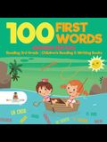 100 First Words - Spanish Edition - Reading 3rd Grade - Children's Reading & Writing Books