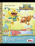 Fang-Tastic! (Disney Junior: Henry Hugglemonster)