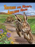Tortoise and Hare's Amazing Race