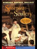 Sparrows in the Scullery