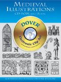 Medieval Illustrations CD-ROM and Book [With CDROM]