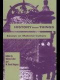 History from Things: History from Things