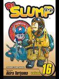 Dr. Slump, Vol. 16, 16 [With Sticker]