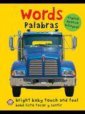Bright Baby Touch & Feel: Bilingual Words: English-Spanish Bilingual