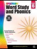 Spectrum Word Study and Phonics, Grade 6