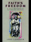 Faiths Freedom