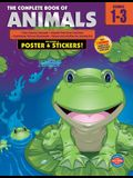 The Complete Book of Animals, Grades 1-3