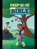 Ceb Deep Blue Kids Bible Wilderness Trail Hardcover