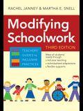 Modifying Schoolwork, Third Edition