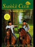 Summer Horse (Saddle Club, No. 67)