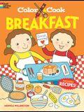 Color & Cook Breakfast