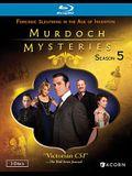 Murdoch Mysteries-Season 5