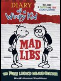 Diary of a Wimpy Kid Mad Libs: The Fully Löded Deluxe Edition
