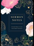 Sermon Notes: A Guided Book to Log Your Inner Thoughts