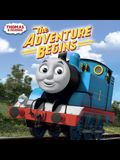 Thomas and Friends: The Adventure Begins (Thomas & Friends) (Pictureback(R))