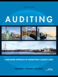 Auditing: A Risk-Based Approach to Conducting a Quality Audit [With CDROM]