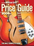 The Official Vintage Guitar Price Guide - 2005 Edition