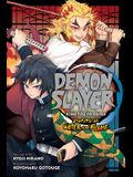 Demon Slayer: Kimetsu No Yaiba--Stories of Water and Flame