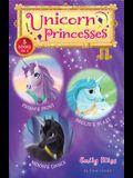 Unicorn Princesses Bind-Up Books 4-6: Prism's Paint, Breeze's Blast, and Moon's Dance