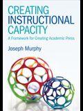 Creating Instructional Capacity: A Framework for Creating Academic Press