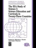 Iea Study of Science: Science Education and Curricula in Twenty-Three Countries