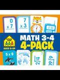 Math 3-4