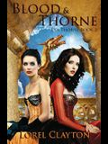 Blood and Thorne: Eva Thorne Book 3
