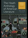 The Heath Anthology of American Literature, Volume D: Modern Period, 1910-1945