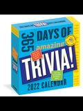 365 Days of Amazing Trivia! Page-A-Day Calendar 2022: Hundreds of Fun, Fascinating, and Surprising Facts.