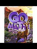 Go Math!: Student Edition Volume 1 Grade 6 2015