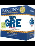 Barron's New GRE Flash Cards