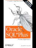 Oracle SQL*Plus Pocket Reference