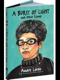 A Burst of Light: And Other Essays