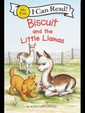 Biscuit and the Little Llamas