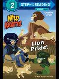 Lion Pride (Wild Kratts)