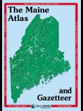 Delorme Atlas & Gazetteer: Maine: Maine