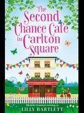 The Second Chance Café in Carlton Square
