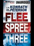 Flee/Spree/Three: A Codename: Chandler Collection
