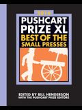 The Pushcart Prize XL: Best of the Small Presses 2016 Edition