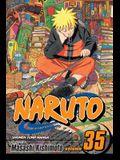 Naruto, Vol. 35, 35