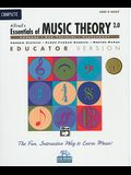Alfred's Essentials of Music Theory Software, Version 2.0: Complete Educator Version, Software