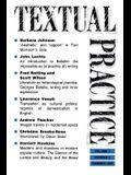 Textual Practice: Volume 7, Issue 2