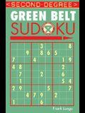 Second-Degree Green Belt Sudoku(r)