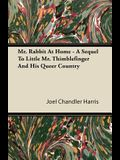 Mr. Rabbit At Home - A Sequel To Little Mr. Thimblefinger And His Queer Country