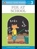 Fox at School