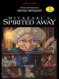 Spirited Away Film Comic, Vol. 2, Volume 2