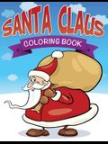 Santa Claus Coloring Book